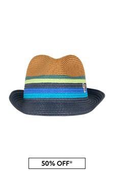 Paul Smith Junior Boys Multicoloured Hat