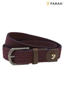 Farah Weave Belt