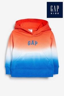 Gap Logo Dip Dye Hoodie