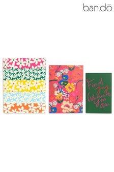 ban.do Set of 3 Rough Draft 'Find Joy' Notebooks