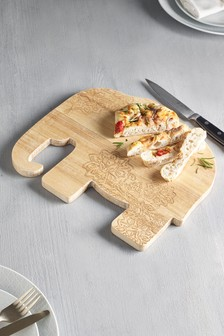 Elephant Chopping Board