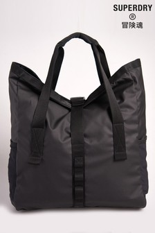 Superdry NYC Roll Top Tote Bag