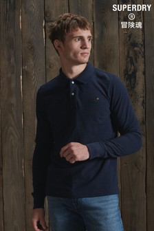 Superdry Organic Cotton Classic Pique Polo Shirt