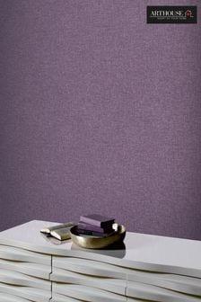 Linen Texture Wallpaper by Arthouse