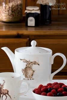 Royal Worcester Wrendale Hare Teapot