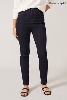 Phase Eight Blue Abigail Sculpting Skinny Jeans