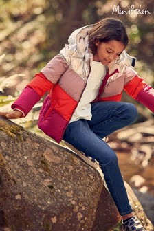 Boden Red Cosy Padded Jacket