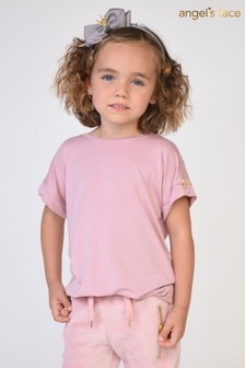 Angel's Face Pink Wendy Slouch Top