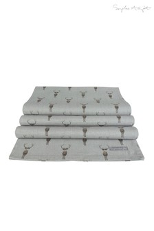 Sophie Allport Highland Stag Table Runner