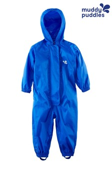 Muddy Puddles Blue Originals Waterproof Breathable Puddlesuit
