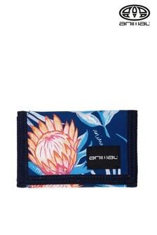 Animal Multicolour Maitai Tri Fold Wallet