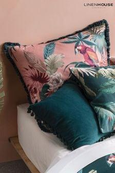 Fernanda Tropical Pillowcase Sham by Linen House