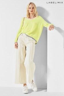 Mix/Reiko Poppy Wide Leg Jeans