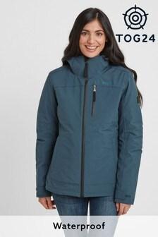 Tog 24 Womens Blue Beverley 3-1 Waterproof Jacket