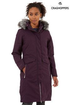 Craghoppers Purple Suona Jacket