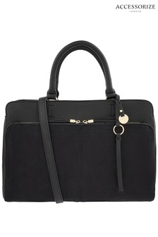 Accessorize Black Maddie Work Bag