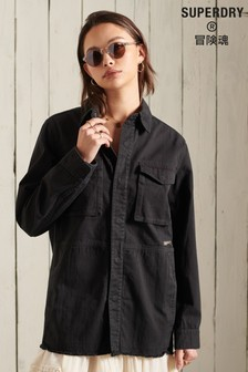 Superdry Crafted Shacket