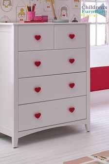 Holly Chest Of Drawers By The Childrens Furniture Company
