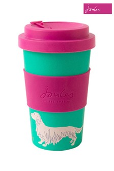 Joules Brights Travel Cup