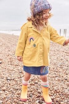 Rainbow Paperbag Skirt (3mths-7yrs)