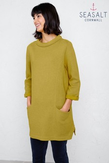 Seasalt Yellow Dark Skies Tunic