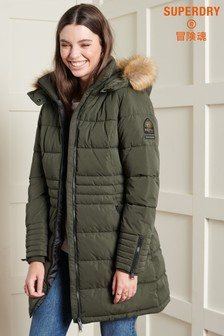 Superdry Kumano Ultimate Parka Coat