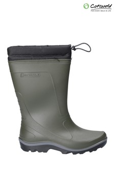 Cotswold Minchinhampton Lined Wellington Boots