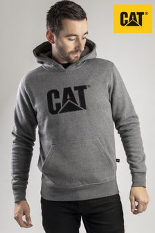 CAT® Grey Trademark Sweater