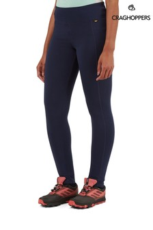 Craghoppers Blue Velocity Leggings