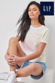 Gap Short Sleeve Retro Logo T-Shirt