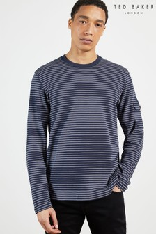 Ted Baker Melted Striped T-Shirt