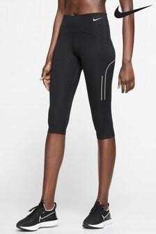Nike Speed Running Capri Leggings