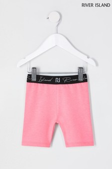 River Island Pink Cycling Shorts