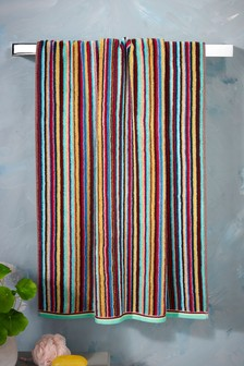 Bright Stripe Towels