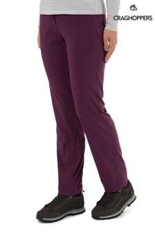 Craghoppers Purple Kiwi Pro Trousers