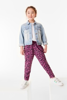 Jersey Trousers (3-16yrs)