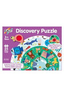 Galt Toys Discovery Puzzle