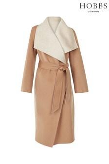 Hobbs Camel Odelia Coat