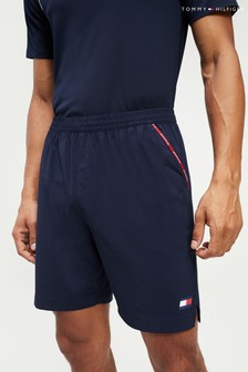 Tommy Hilfiger Blue Stretch Piping Shorts
