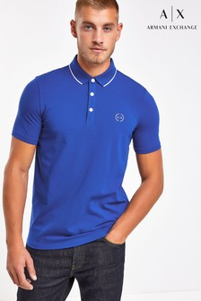 Armani Exchange Tipped Poloshirt