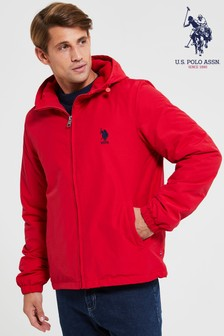 U.S. Polo Assn. Micro Fleece Lined Jacket