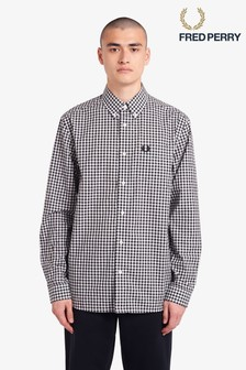 Fred Perry Gingham Check Shirt