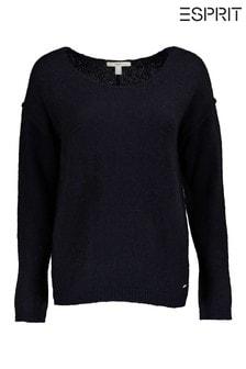 Esprit Blue Basic Sweater