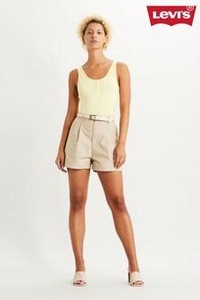 Levi's® Pleated Utility Shorts