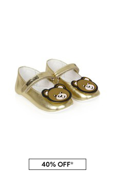 Moschino Kids Baby Shoes