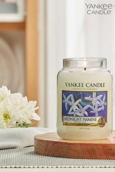 Yankee Candle Classic Large Midnight Jasmine Candle