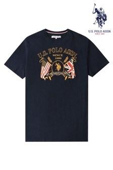 U.S. Polo Assn. Graphic T-Shirt