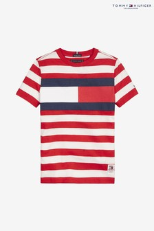 Tommy Hilfiger Cut & Sew Stripe T-Shirt