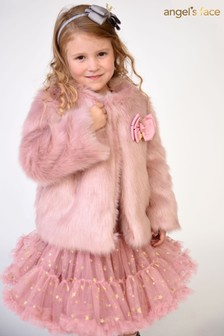 Angel's Face Pink Yvette Coat