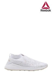 Reebok White Ever Road DMX Slip-On 2 Trainers